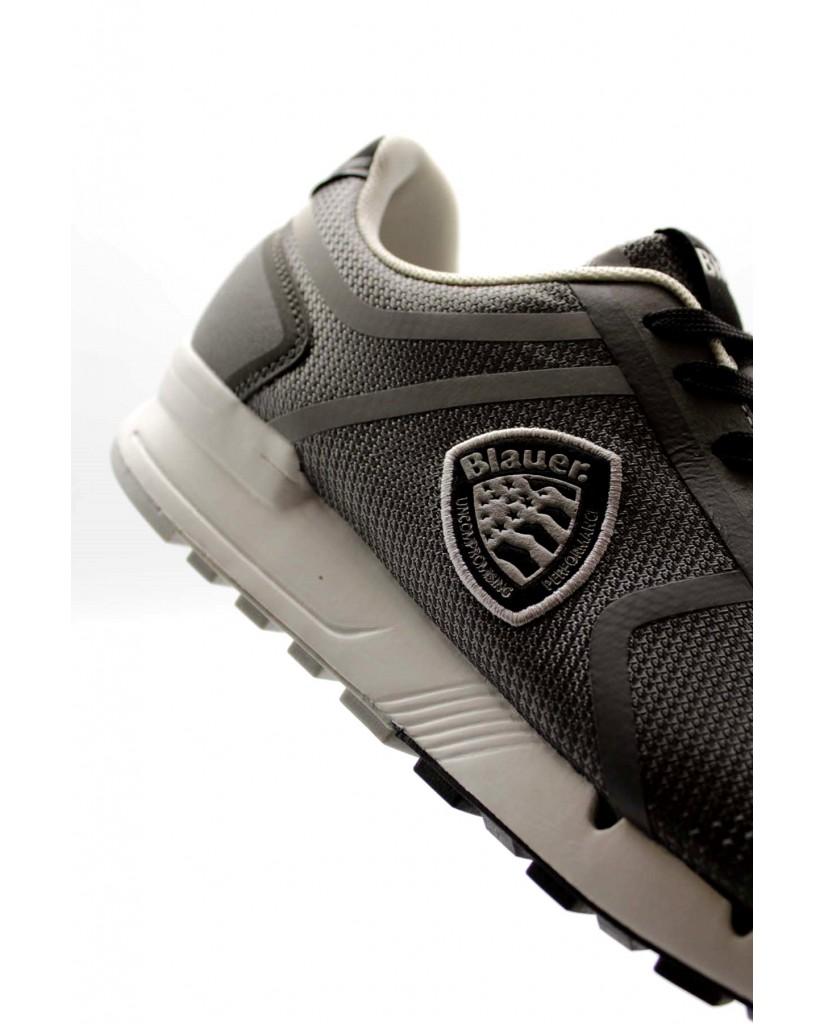 Blauer Sneakers F.gomma Tyler02/mes Uomo Grigio Fashion