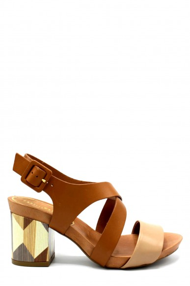 Capelli rossi Sandali 7736 Donna Cuoio Fashion