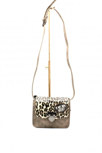 Le pandorine Pochette - Marsupio now Donna Leopardato Fashion