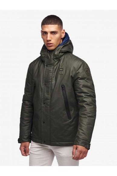 Blauer Giacchetti 005594 Uomo Verde Fashion