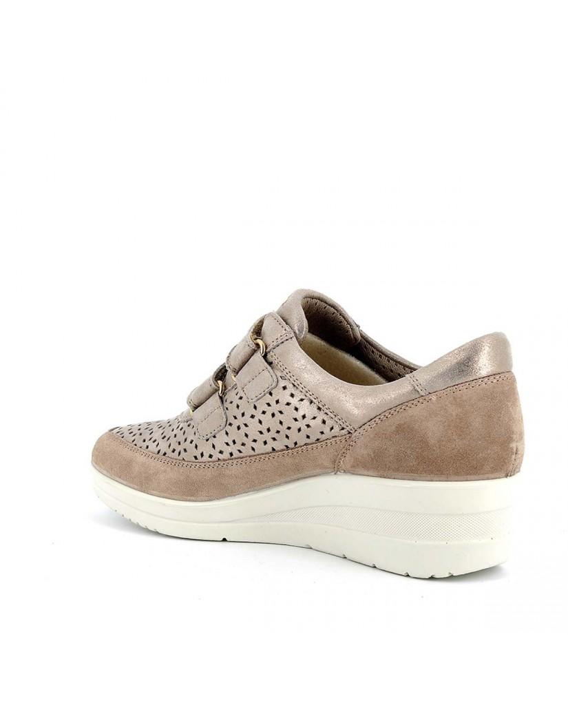 Enval soft Sneakers F.gomma D ro 52621 Donna Tortora Casual