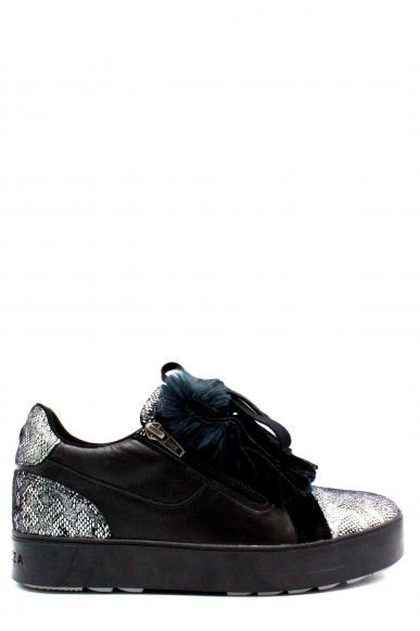 Ape pazza Sneakers F.gomma 36-41 ruth Donna Nero/argento Casual