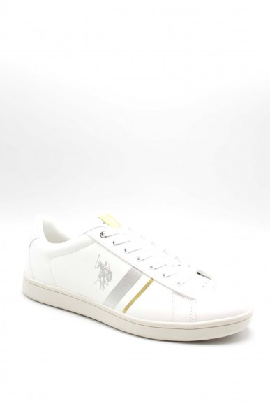 Us polo Sneakers F.gomma Uomo Bianco Fashion