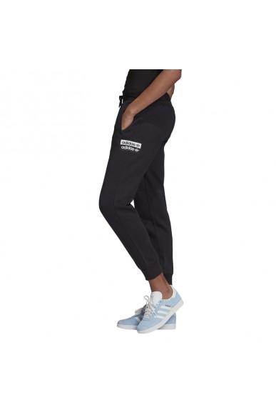 Adidas Pantaloni   Cuf pant Donna Nero Streetwear