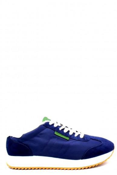Calvin klein Sneakers F.gomma 40/45 s0536 Uomo Blu Fashion