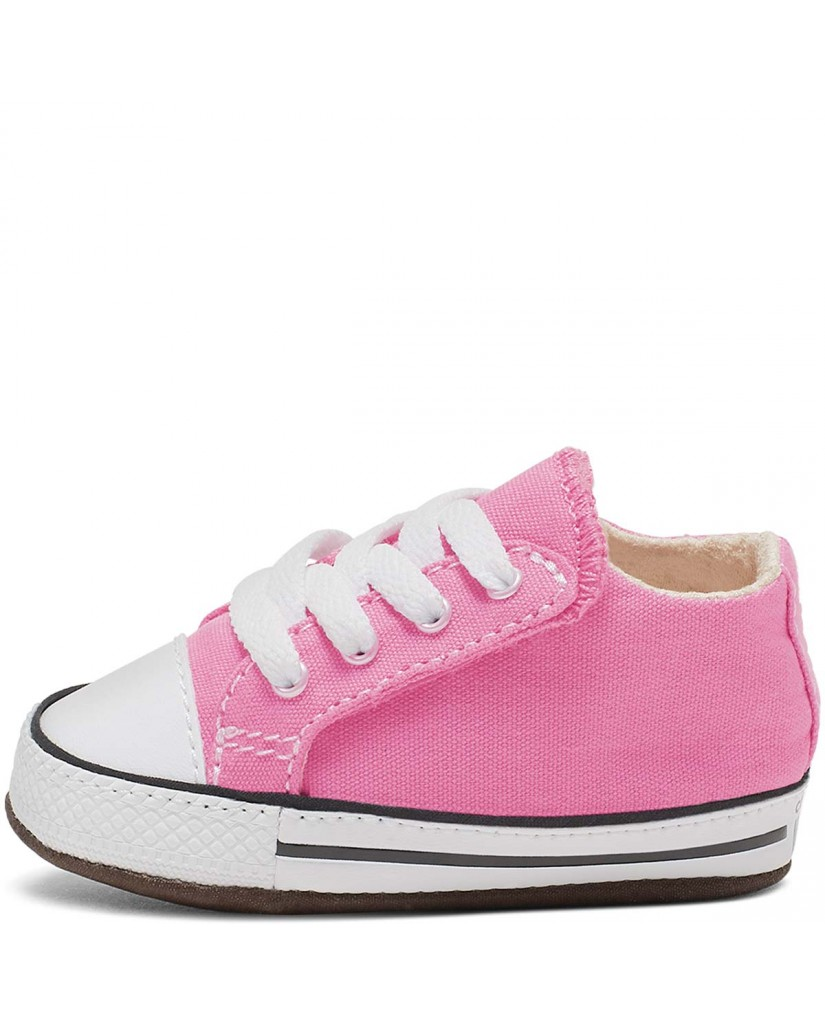 Converse Sneakers F.gomma Chuck taylor all star cribster Bambino Rosa Fashion