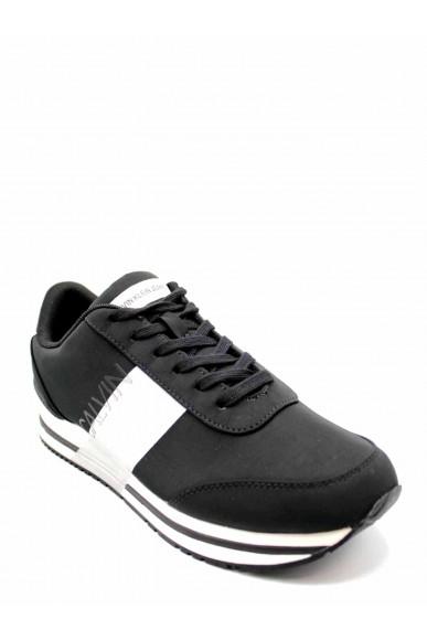Calvin klein Sneakers F.gomma 40-45 Uomo Acciaio Casual