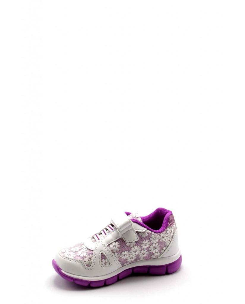 Frozen Sneakers F.gomma 24/30 fr03761 Bambino Viola Fashion
