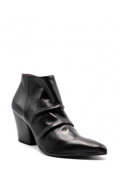 Carmens Tronchetti F.gomma 36-40 42579 texano Donna Nero Fashion