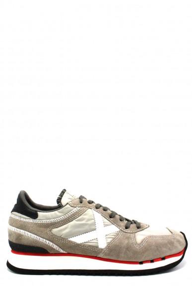 Munich Sneakers F.gomma 40-45 Uomo Grigio Casual