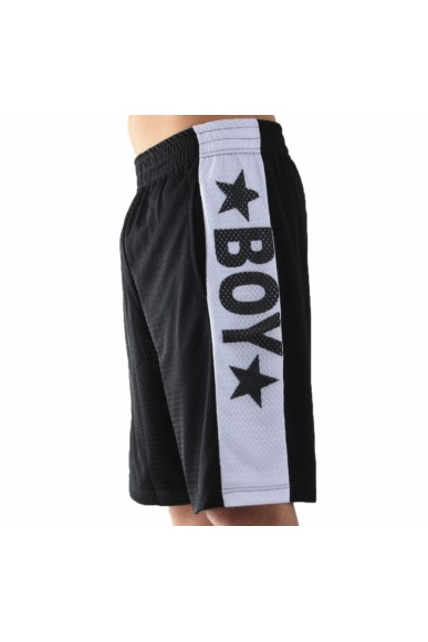 Boy london Shorts Bl1356 Uomo Nero Casual