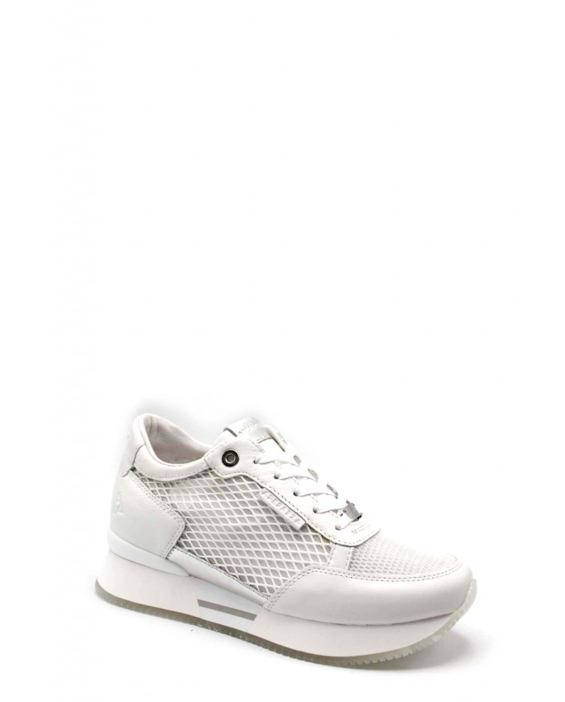 Apepazza Sneakers F.gomma Rose Donna Bianco Fashion