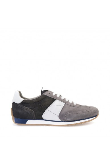 Geox Sneakers F.gomma Vinto Uomo Anthracite/dk grey Casual