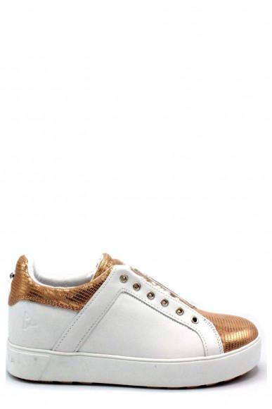 Ape pazza Sneakers F.gomma 35/41 Donna Bianco-cipria Fashion