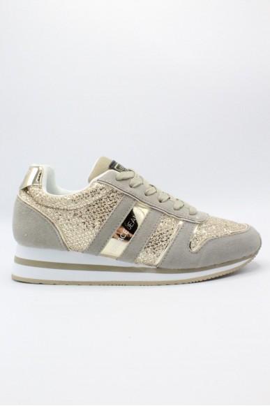 Versace jeans Sneakers F.gomma 36/41 Donna Oro-platino Fashion