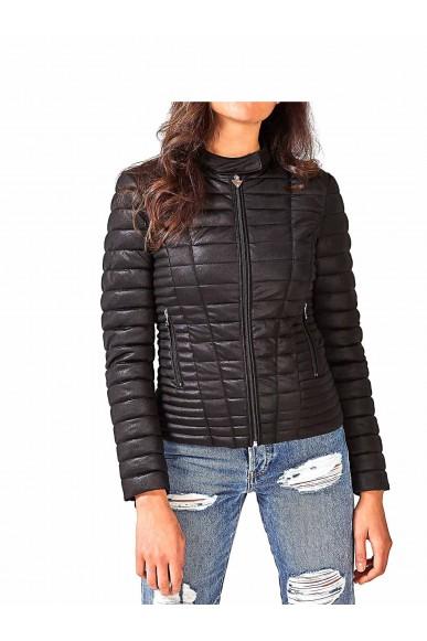 Guess Giubbotti   Vona jacket Donna Nero Fashion