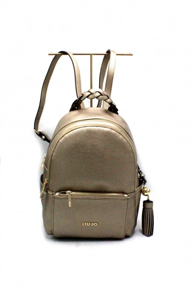 Liu.jo Backpacks - M backpack arizona Donna Gold Fashion