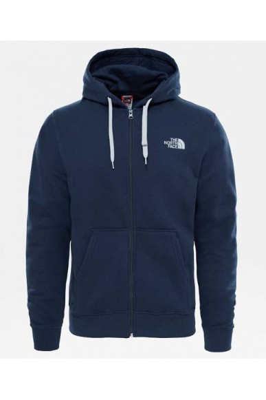 The north face Felpe   M open gate fz hd ur na/hi ri gr Uomo Blu Casual