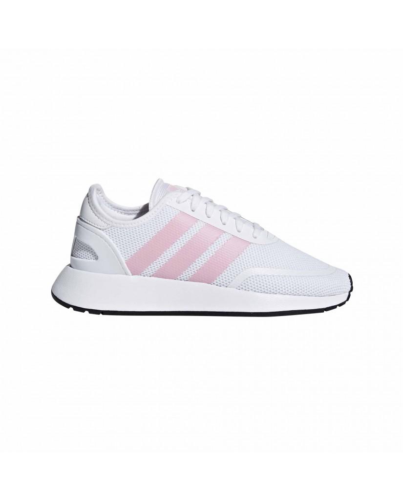 Adidas Sneakers F.gomma N-5923 j Donna Bianco Fashion