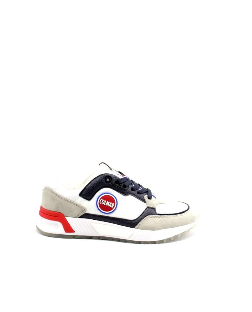 Colmar Sneakers F.gomma Dalton originals Uomo Bianco Fashion