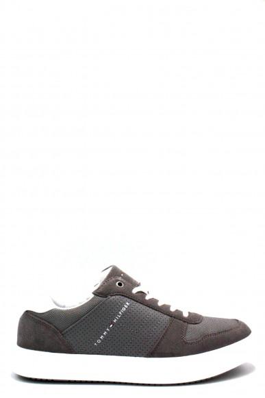 Tommy hilfiger Sneakers F.gomma 40/45 lightweight Uomo Grigio Fashion