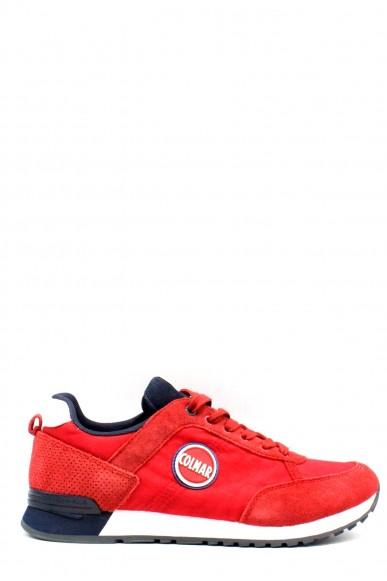 Colmar Sneakers F.gomma 40-46 Uomo Rosso Sportivo