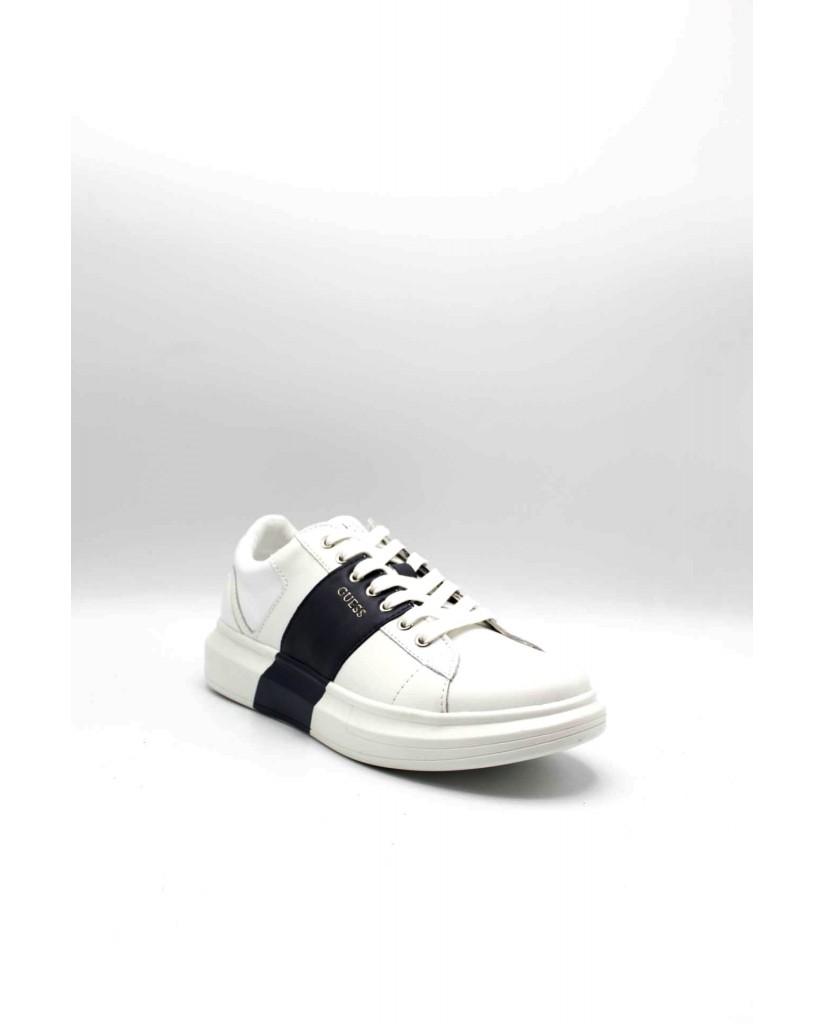Guess Sneakers F.gomma Salerno ii Uomo Bianco Fashion