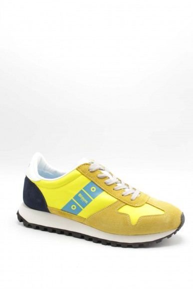 Blauer Sneakers F.gomma Dawson01 Uomo Giallo Fashion