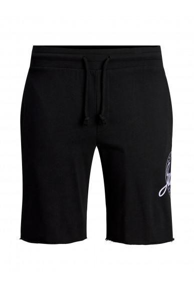 Jackejones Bermuda   Jjijackson sweat shorts at Uomo Nero Casual