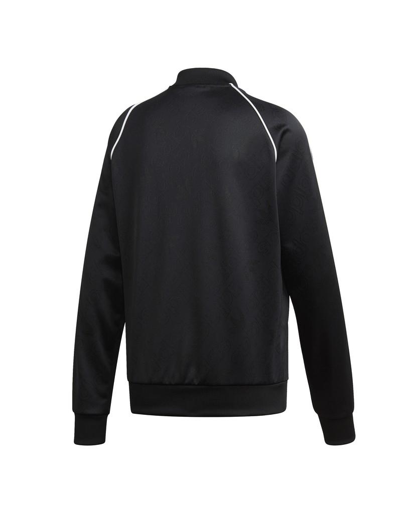 Adidas Felpe   Ss tt Donna Nero Streetwear