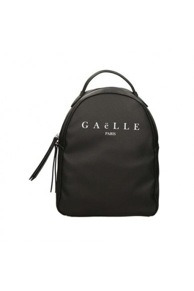 Gaelle paris Backpacks   Zainetto+stampa Donna Nero Fashion