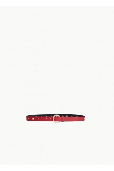 Liu.jo Cinture Ecopelle Belt Donna Rosso Fashion