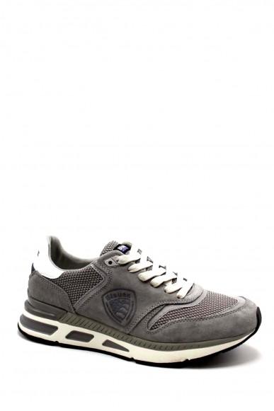 Blauer Sneakers F.gomma Hilo01/sme Uomo Grigio Fashion