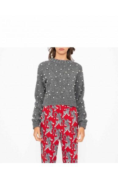 Silvian each Maglioni   Sweater emperador Donna Grigio