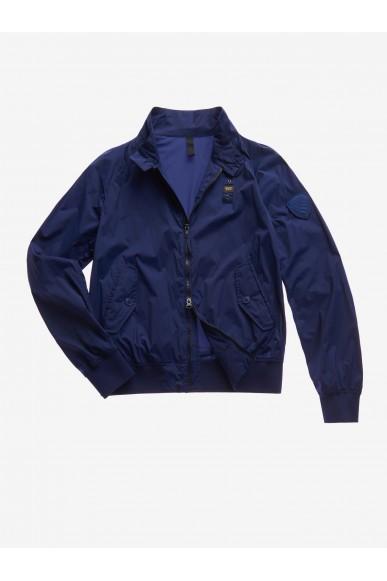 Blauer Giacchetti   Giubbini corti sfoderato Uomo Blu Fashion