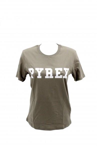 Pyrex T-shirt   Unisex Verde militare Fashion