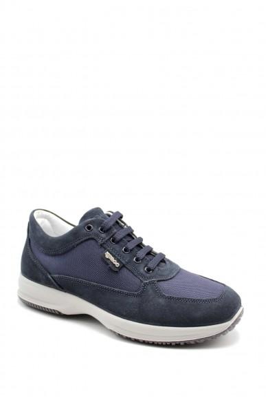 Igieco Sneakers F.gomma Utt 71191 Uomo Blu Casual
