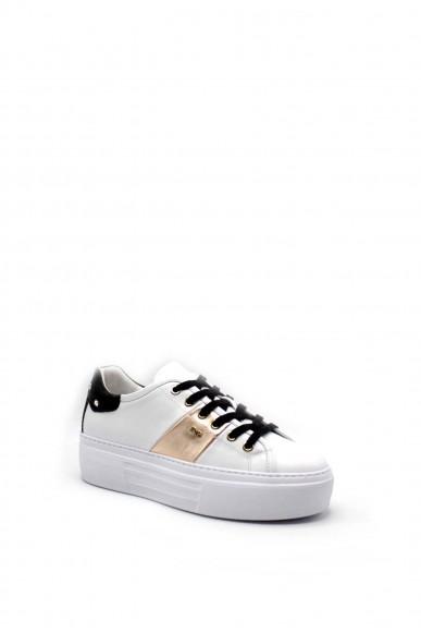Nero giardini Sneakers F.gomma I117011d Donna Bianco Casual
