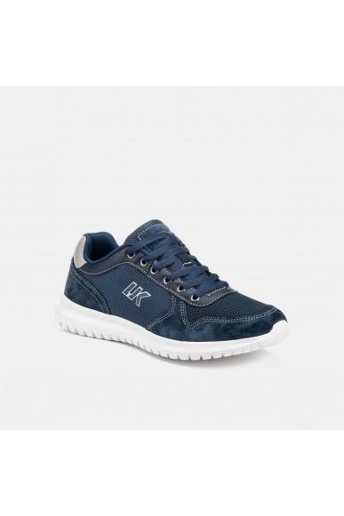 Lumberjack Sneakers F.gomma Yuri Uomo Blu Casual