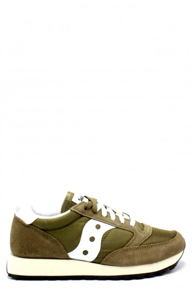 Saucony Sneakers F.gomma 36-46 Unisex Verde Casual