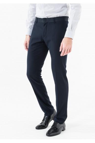 Antony morato Pantaloni   Pantalone slim  con contrasti Uomo Blu intenso Fashion