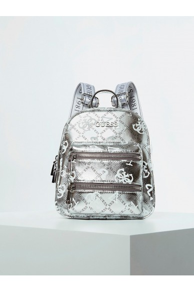 Guess Backpacks   Caley backpack Donna Argento Fashion