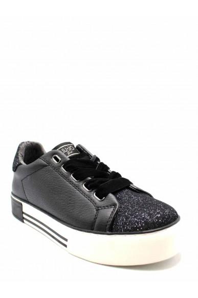 Liu.jo Sneakers F.gomma Donna Nero Fashion