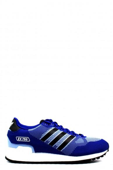 Adidas Sneakers F.gomma 39/46 zx 750 wave Uomo Blu Sportivo