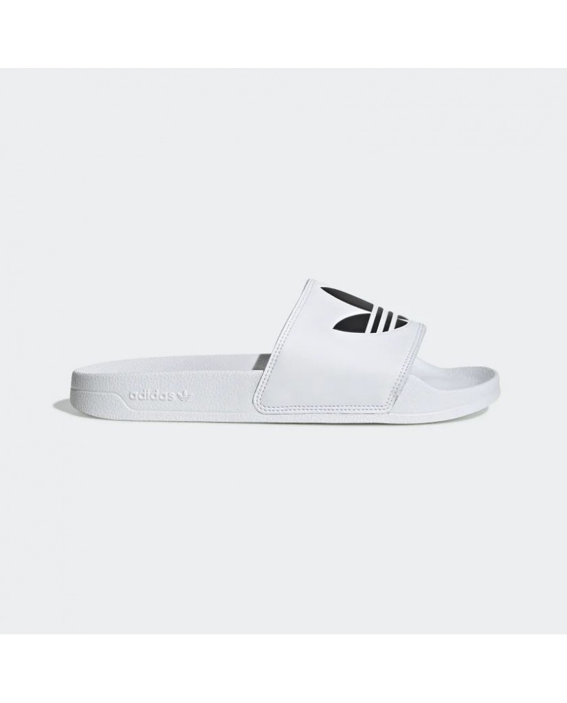 Adidas Ciabatte F.gomma Adilette lite Unisex Bianco Fashion