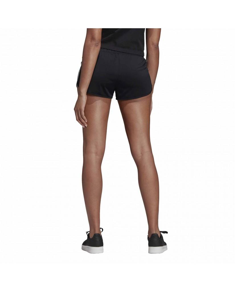 Adidas Shorts   3 str short         black Donna Nero Sportivo