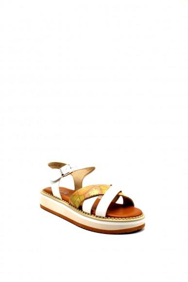 1^classe  Sandali F.gomma 0917 Donna Bianco Fashion