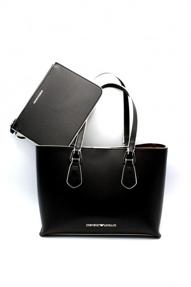 Emporio armani Borse - Shopping bag   y3d084 yh19e Donna Nero Fashion