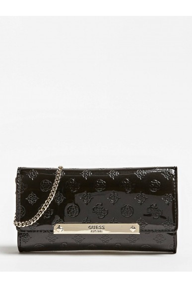 Guess Borse   Highlight clutch Donna Nero Fashion