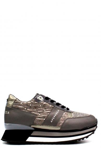 Ape pazza Sneakers F.gomma 35-41 rosalyn Donna Grigio Casual